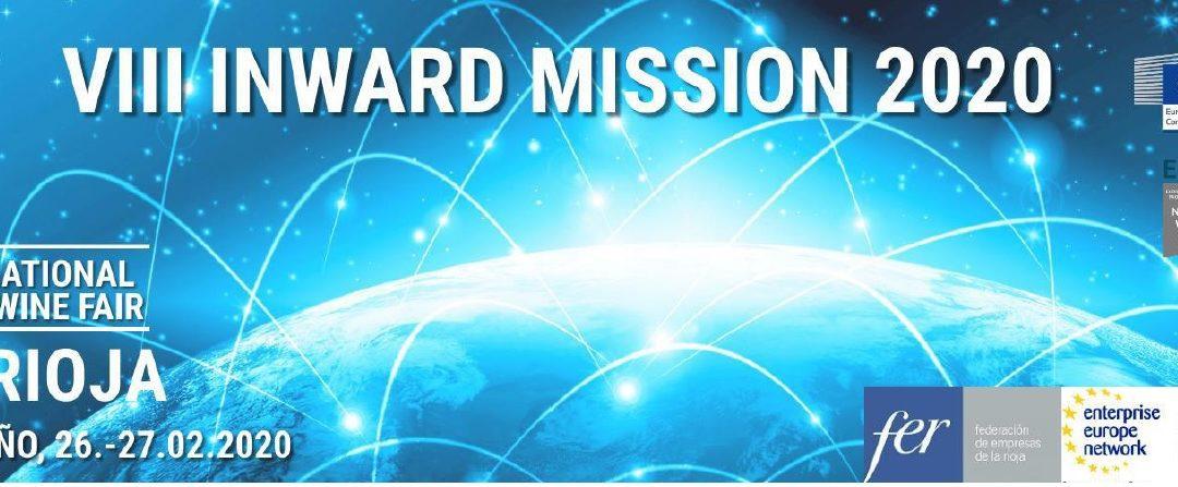 VIII TRADE MISSION 2020 – BODEGAS CIALU D.O.Ca RIOJA